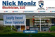 Nick Moniz Electrician | NME Surveillance
