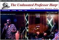 The Undaunted Professor Harp
