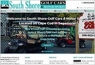 South Shore Golf Cars