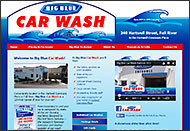 Big Blue Car Wash